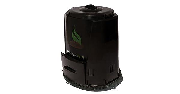 Amazon.com: Enviro mundo 82 Gal. Compost con base: Jardín y ...