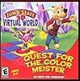 JumpStart 3-D Virtual World: Q