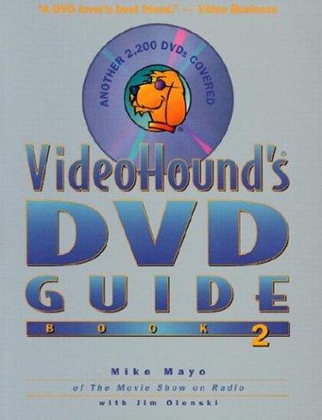 Download Videohound's DVD Guide (Book 2) PDF