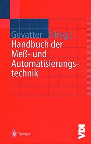 Handbuch der Mess- und Automatisierungstechnik im Automobil.