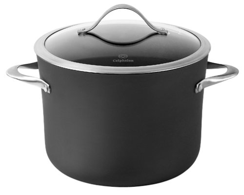 Calphalon Contemporary Nonstick 8 Qt. Stock Pot with Cover