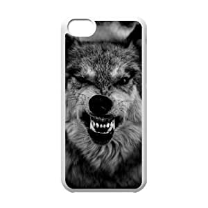 GTROCG Cute Animals Phone Case For Iphone 5C [Pattern-4]