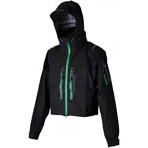 パズデザイン BS 3レイヤー ウェーディングジャケット SBR-033 B00U82JNXU Small|ブラックグリーン ブラックグリーン Small