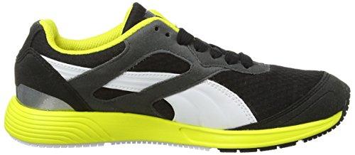 Puma FTR TF-Racer - black-white-dark shadow, Schwarz (Black/White/Dark Shadow), 11