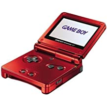 Game Boy Advance SP - Flame