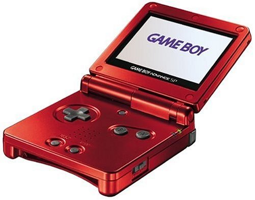 gameboy advance sp cobalt blue