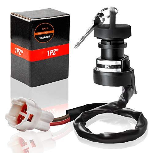 1PZ W35-K02 Ignition Key Switch FOR Yamaha Raptor 660 YFM660 2001-2005 ATV YAMAHA RAPTOR 700 YFM700 2006 2007 2008 YAMAHA WARRIOR 350 YFM350 2002 2003 2004