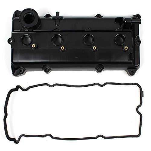 BOXI Engine Valve Cover Kit With Gasket & Spark Plug Tube Seals For 2002-2006 Nissan Altima w/2.5L / 2002-2006 Nissan Sentra w/2.5L (Replaces Nissan 13264-3Z001, 132643Z001) (Nissan Gaskets Cylinder)