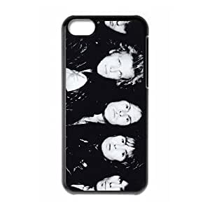 iPhone 5c Cell Phone Case Covers Black Michael Schenker Group JU0017365