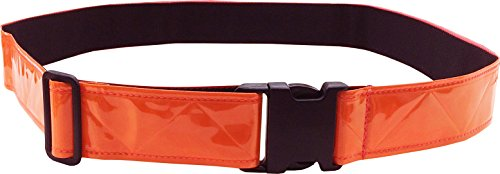 Fire Force Military 3M Hi Visibility Reflective Belt, Very Durable, Weather Resistant PT Belt Made in USA ()
