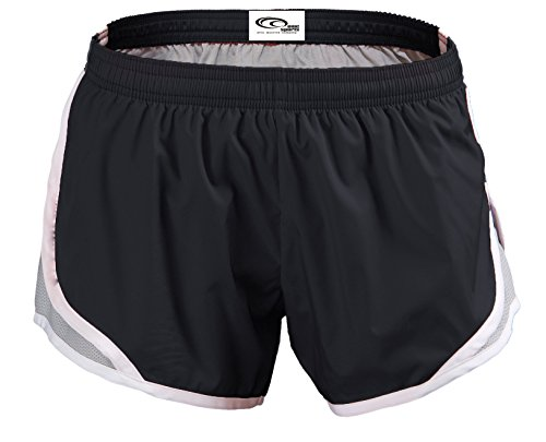 Momentum Sports Emc Shorts Black silver a0yFw