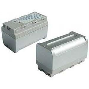 Batería de Calidad – Batería para Sharp VL-NZ155 4600mAh - Li-Ion - 7,4V