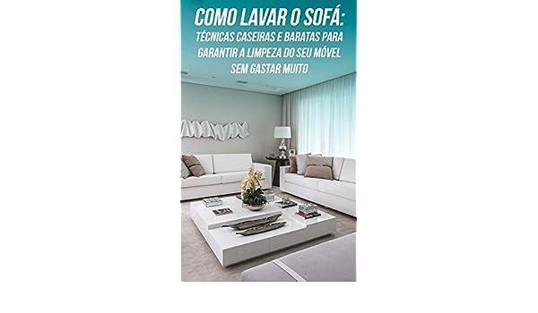 Como Lavar O Sofá: Técnicas Caseiras e Baratas Para Garantir ...