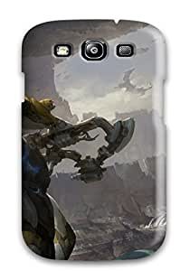 Quality MarvinDGarcia Case Cover With Women Warrior Nice Appearance Compatible With Galaxy S3 6210498K83948652
