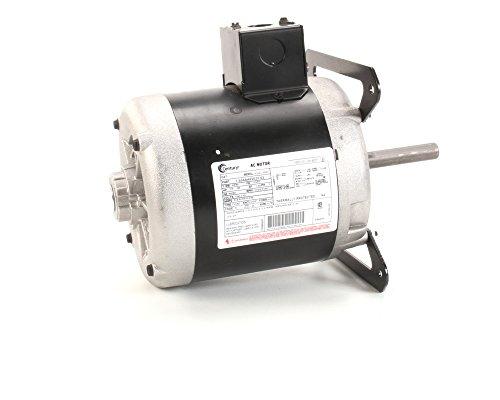 Tri-Star Manufacturing 1219804 1/4 HP 2-Speed Motor