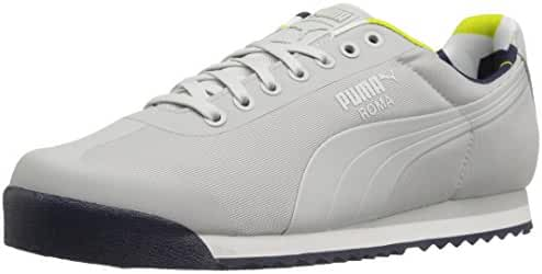 PUMA Men's Roma Basic Geometric Camo Fashion Sneaker