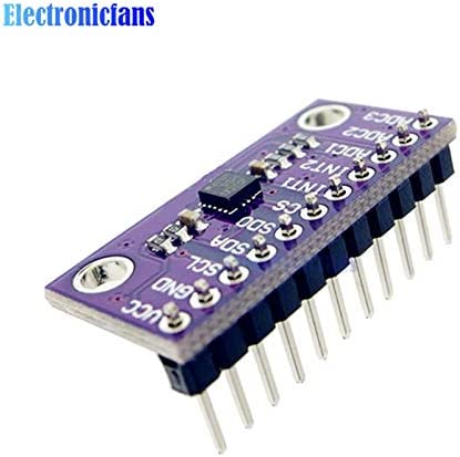 LIS3DSH LIS3DH High-resolution Three-axis Accelerometer Triaxial Accelerometer Module Board Ponis-Limos