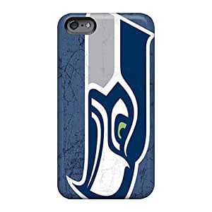 Casesbest88 Apple Iphone 6s Scratch Resistant Hard Cell-phone Cases Support Personal Customs Beautiful Seattle Seahawks Pictures [pDx2093VBFL]