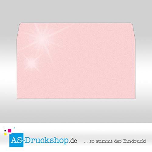 Briefumschlag KuGrün - Ballerina - mit Perlmutt-Glanz Din Lang     100 Stück B0794XZ5FL | Modern Und Elegant In Der Mode  c80073
