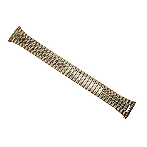 16-23mm Rose Gold-Filled Expansion 1960s Vintage Watch Band