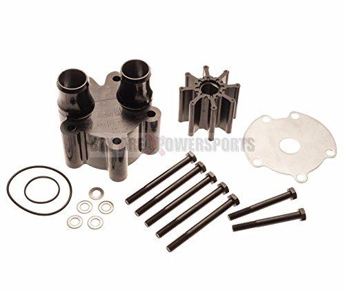 (MerCruiser Sea Water Pump Rebuild Repair Kit Impeller Housing 46-807151A14)