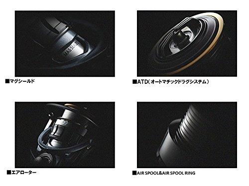 Japan Import Daiwa 15/Luvias 2506h