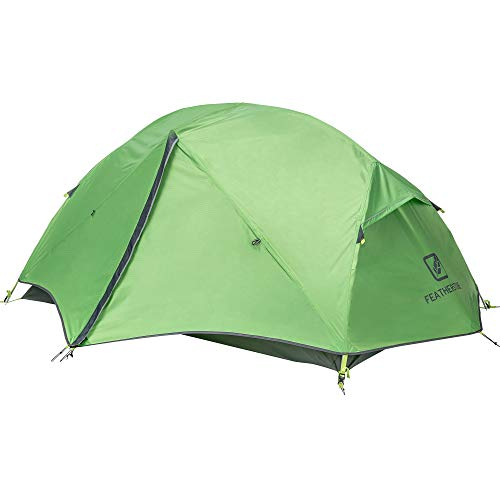 - Featherstone Outdoor UL Peridot Backpacking 2 Person Tent for Ultralight 3-Season Camping and Expeditions