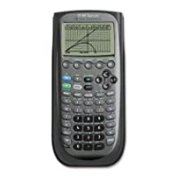 Texas Instruments TI-89 Titanium Graphing Calculator, Black, 1 Each (Quantity) from Texas Instruments