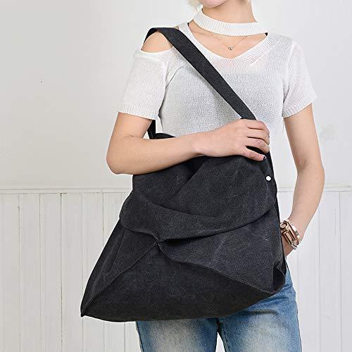 Sacs QZTG Grande De Fourre Gray Canvas à Women's À Bags ré Main Beige Brown sac Shoulder main Tout for Bag Outdoor Capacité OrPqUOHnx