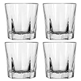 Whiskey Glasses Set of 12-12 oz Double Old Fashioned Rocks Glasses, Thick, Heavy Base Tumblers for Drinking Scotch, Bourbon, Cognac, Irish, Whiskey MADE in USA (not in china for a change(Case of 12) For Sale
