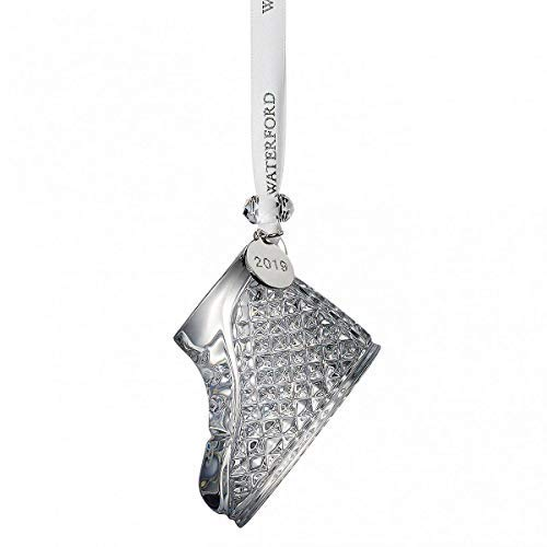 Waterford Crystal Baby'S First Ornament 2.6
