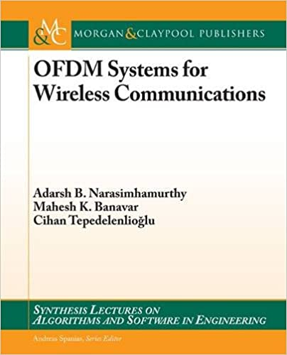 Amazon com: Ofdm Systems for Wireless Communications