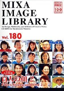 MIXA IMAGE LIBRARY Vol.180 百人の顔2 B0007LWK0K Parent