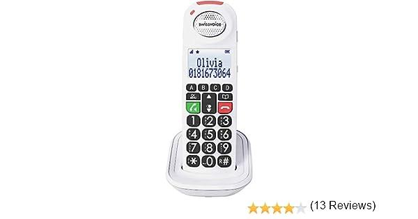 Swissvoice Xtra 8155 - Set de manos: Swissvoice: Amazon.es: Bebé