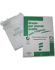 Confezione da 6 Sacchetti Originale per Folletto Vk 135 136, Aspirapolvere Vorwerk Originali