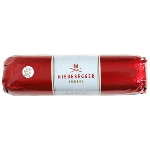 Niederegger Chocolate Covered Marzipan Loaf, (Niederegger Chocolate Marzipan)