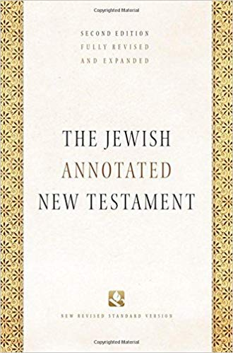 [0190461853] [9780190461850] The Jewish Annotated New Testament 2nd Edition-Hardcover (Annotated Cases)
