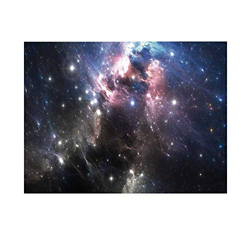 - Constellation Photography Background,Giant Nebula in Vivid Colors Space Motion Supernova Futuristic Backdrop for Studio,15x10ft