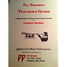 The trumpet teacher's guide: A bibliography of selected and graded etudes and duets