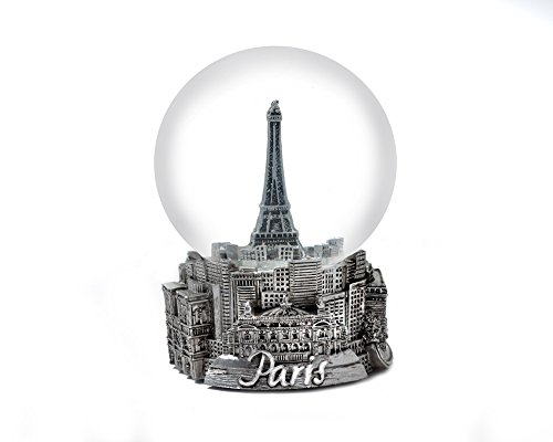 Paris Mini Snow Globe 45mm