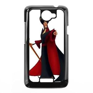 HTC One X Phone Case Black Aladdin Jafar YU9400907