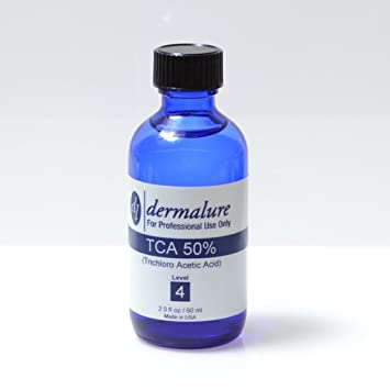 50% tca facial chemical peel