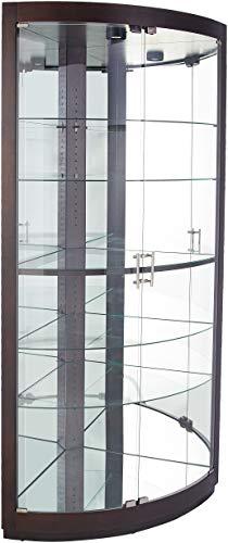 Howard Miller 680603 Gillian Display Cabinet