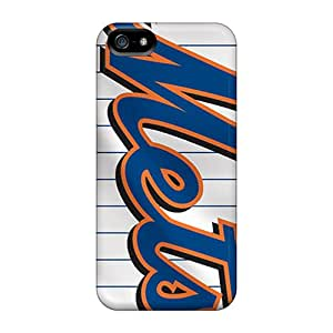 High-quality Durability Case For Iphone 5/5s(new York Mets)