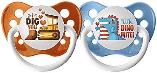 Ulubulu Lots Love Pacifiers Steamroller