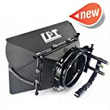 Lanparte 4*4 & 4*5.65 Camera Carbon Fiber Matte Box V2