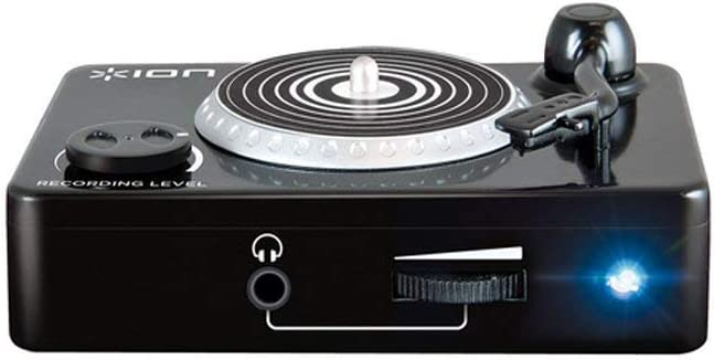 ION Audio Vinyl Forever - Adaptador de tocadiscos para la ...