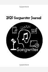 Twenty Twenty Train of Thoughts: a songwriter's journal Paperback
