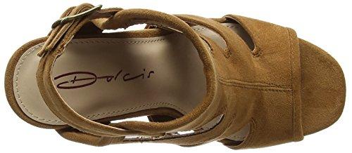 Dolcis Valarie - Zapatos Mujer Marrón (Tan)