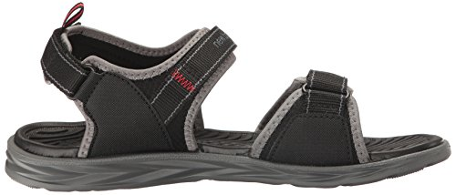 Black Men's grey Sandal Response Balance New F5qUcIZx